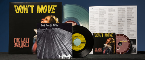 don t move deluxe package lp cd big picture ep timechange records